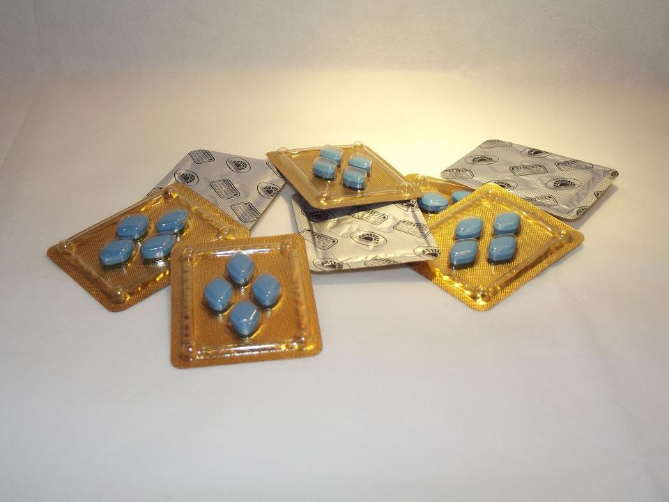 modrá pilulka Viagra
